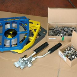 Cerclage inox, kit complet