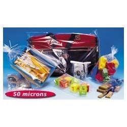 Sachet plastique PEBD - 50 microns