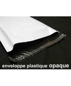 Pochettes plastique opaques